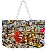 Peanut Counter Weekender Tote Bag
