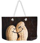 Peanuts In Love Weekender Tote Bag