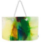 Pear Abstract 3 Weekender Tote Bag
