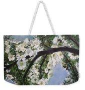 Pear Blossom  Weekender Tote Bag