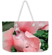Pear Blossoms Weekender Tote Bag