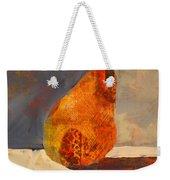 Pear Patterns Weekender Tote Bag