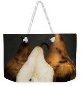 Pear Still Life Weekender Tote Bag