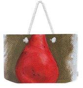 Pear Study 2 Weekender Tote Bag