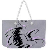 Pearl Weekender Tote Bag by Giannelli
