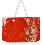 Pearl Of A Girl Weekender Tote Bag