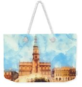 Pearl Of Renaissance Weekender Tote Bag