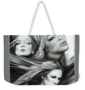Pearl Passions Weekender Tote Bag