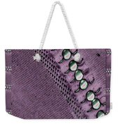 Pearls And More Pearls Weekender Tote Bag