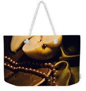 Pearls And Pears Weekender Tote Bag