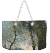 Peasant Woman Collecting Wood Weekender Tote Bag