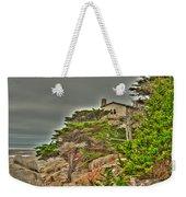 Pebble Beach 3 Weekender Tote Bag