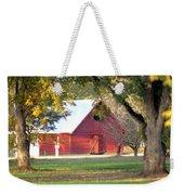 Pecan Orchard Barn Weekender Tote Bag