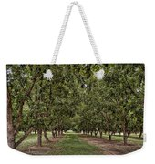 Pecan Orchard Sahuarita Arizona Weekender Tote Bag