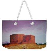 Pecos Mission Landscape Weekender Tote Bag