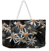 Pedals And Pollen Weekender Tote Bag