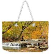 Pedelo Falls Weekender Tote Bag