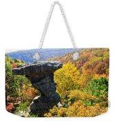 Pedestal Rock Weekender Tote Bag