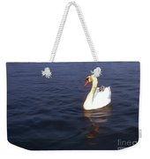 Peeking Over Weekender Tote Bag