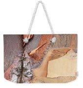 Peeling Bark - Horizontal Weekender Tote Bag