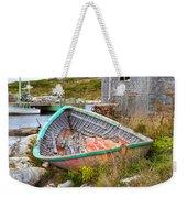 Peggy's Cove 11 Weekender Tote Bag