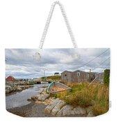 Peggy's Cove 12 Weekender Tote Bag