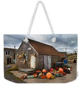 Peggy's Cove 15 Weekender Tote Bag