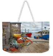 Peggy's Cove 17 Weekender Tote Bag