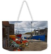 Peggy's Cove 18 Weekender Tote Bag