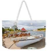 Peggy's Cove 4 Weekender Tote Bag