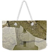 Peggys Cove Reflection Weekender Tote Bag