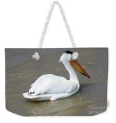 Pelecanus Eerythrorhynchos Weekender Tote Bag
