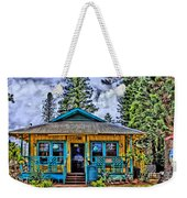 Pele's Lanai Island Hawaii Weekender Tote Bag