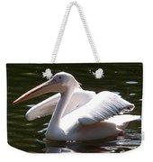 Pelican And Friend Weekender Tote Bag