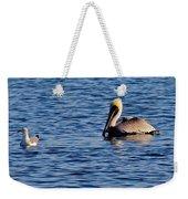 Pelican And Gull Weekender Tote Bag