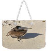 Pelican And His Shadow Weekender Tote Bag