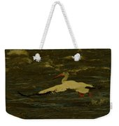 Pelican Flying Low Weekender Tote Bag