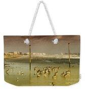 Pelican Haven Weekender Tote Bag