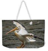 Pelican Landing Weekender Tote Bag