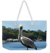 Pelican Point Weekender Tote Bag