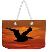 Pelican Profile Weekender Tote Bag by Al Powell Photography USA