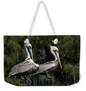 Pelican Threesome Weekender Tote Bag