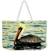Pelican Waters Weekender Tote Bag