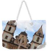 Pelourinho Church Weekender Tote Bag
