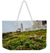 Pemaquid Point Weekender Tote Bag