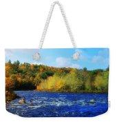 Pemigewassett River Weekender Tote Bag