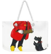 Pencil And Inkspot Weekender Tote Bag