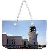 Pendeen Lighthouse Cornwall Weekender Tote Bag