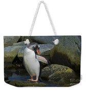 Penguin Ballet... Weekender Tote Bag