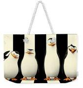 Penguins Of Madagascar Weekender Tote Bag